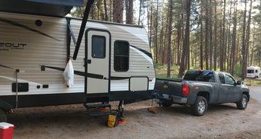 Grayback Gulch Campground