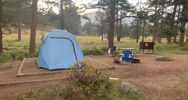 Moraine Park - Rocky Mountain National Park