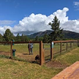 prettiest dog park I've ever seen