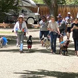 Memorial Day Pup Parade