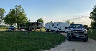 Airport Lake Park Campground