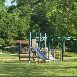 nice playground equipment