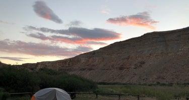 Cottonwood Grove Campground