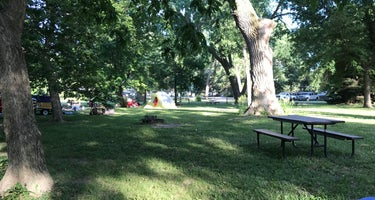 Main Area Campground