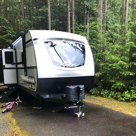 Elk Camp group site
