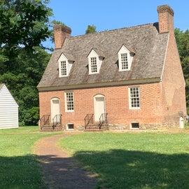 General Smallwood Retreat museum