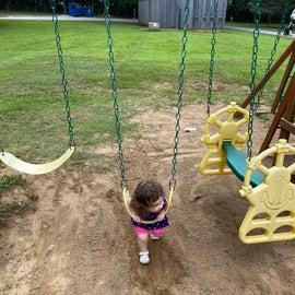 she loves the camp park