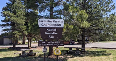 Firefighters Campground