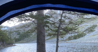 Blue Lakes Dispersed Camping