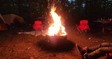 Jewell Lake Campground