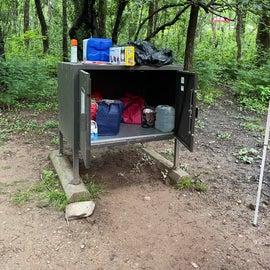 bear locker, also fit our 45 qt yeti-A52