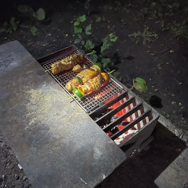 grill/fire area-A52