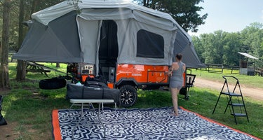 Artillery Ridge Campground