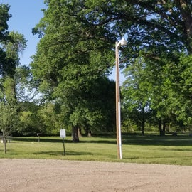 Faust Park Camping