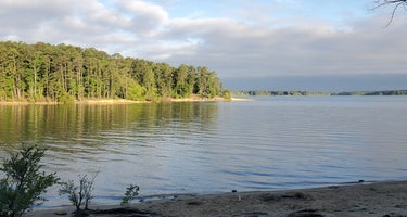 County Line - Kerr Lake SRA