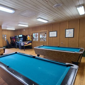 Game room (obv)