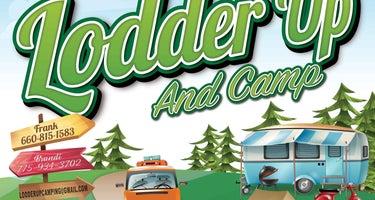 Lodder Up & Camp