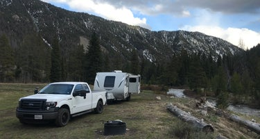 Cougar Dispersed Camping Area