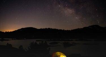Thousand Island Lake Backcountry