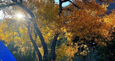 Santa Fe/Vista Linda Campground