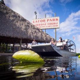 Everglades location