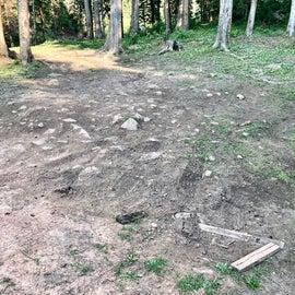 Camp access