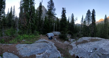 Death Canyon Camping Zone