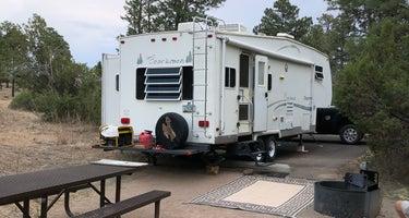 Bandelier Natl Mon/Juniper Family Campground