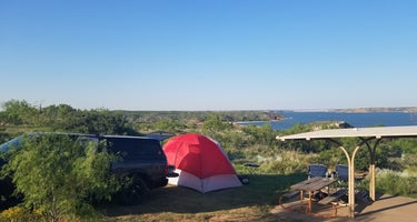 Lake Meredith NRA/Blue West