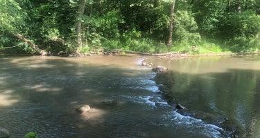 Jacoby Road Canoe Launch