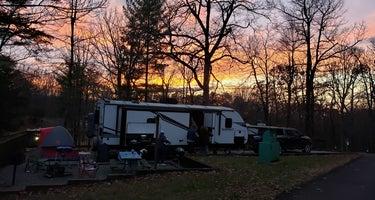 Amicalola Falls State Park Camping