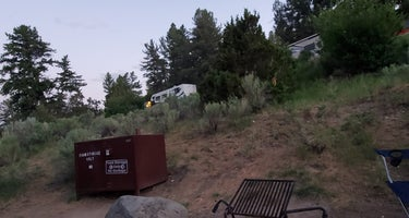 Mammoth Campground