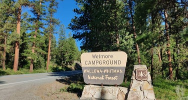 Wetmore Campground