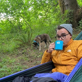 sites do not include hammock dogs, those are extra
