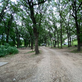oak ridge campground