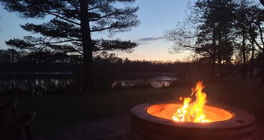 Ambrose Lake State Forest Campground