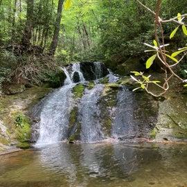 Thorps Creek Waterfall