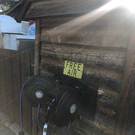Free air!
