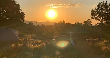 East Ridge Campground in Royal Gorge