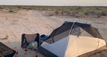 Mile 10 - Dispersed Camping