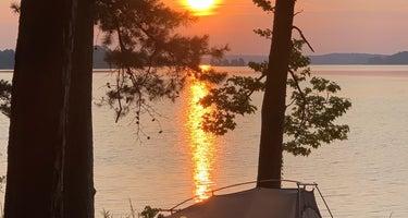 Tompkins Bend - Lake Ouachita