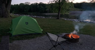 Tailwater East Campground