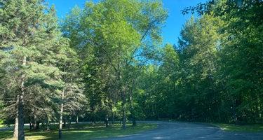 COE Leech Lake Reservoir Leech Lake Recreation Area