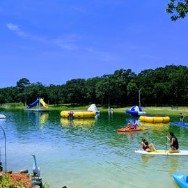 Water Sports Area