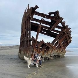 Iconic Shipwreck