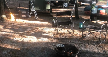 Jackson County East Arbutus Campground