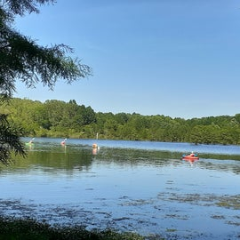 Starve Hollow Lake