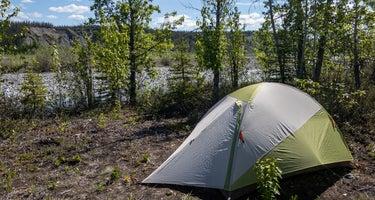 Kennicott Riverside Campground