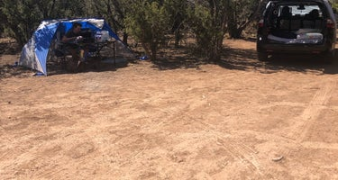 Torrance County Park Primitive Camping