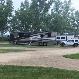 idea of camp site